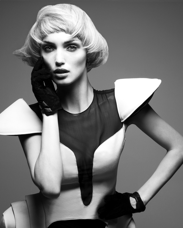 RUSH Hair Artistic Team of the Year 2010 Collection pic 6