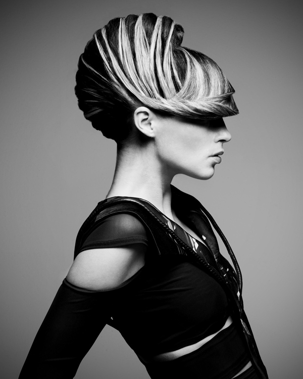 RUSH Hair Artistic Team of the Year 2010 Collection pic 2