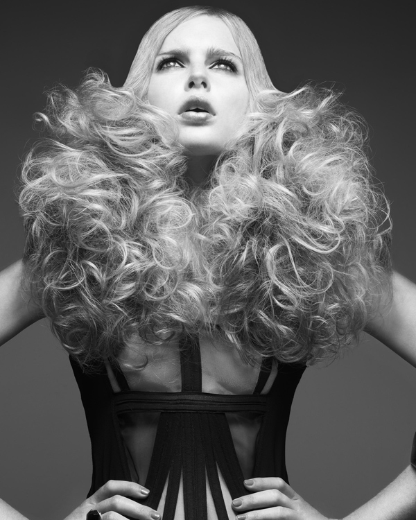 RUSH Hair Artistic Team of the Year 2010 Collection pic 3