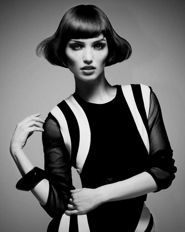 RUSH Hair Artistic Team of the Year 2010 Collection pic 4