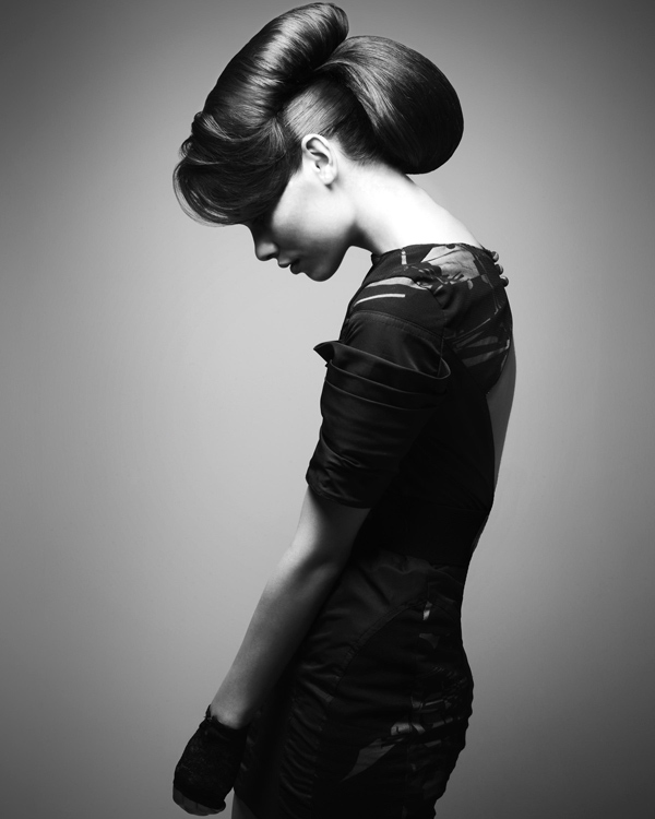 RUSH Hair Artistic Team of the Year 2010 Collection pic 5