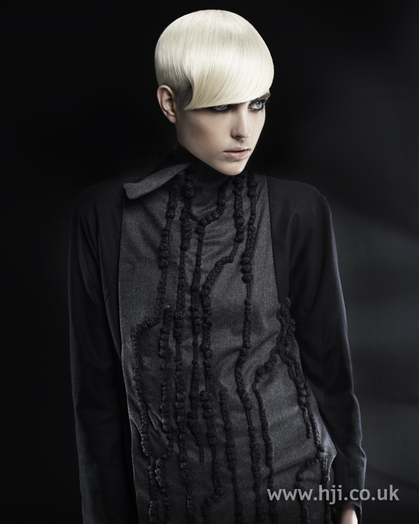 Sharon Peake North Western Hairdresser of the Year 2010 Collection pic 1