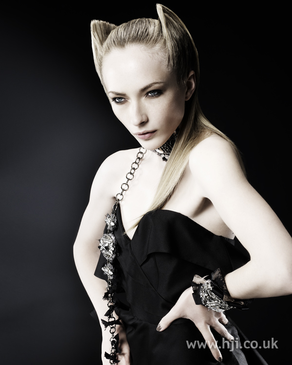 Sharon Peake North Western Hairdresser of the Year 2010 Collection pic 5