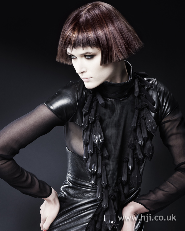 Sharon Peake North Western Hairdresser of the Year 2010 Collection pic 6