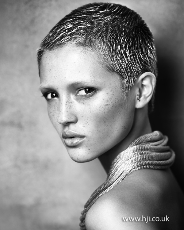 Shaun Hall Eastern Hairdresser of the Year 2012 Collection pic 1