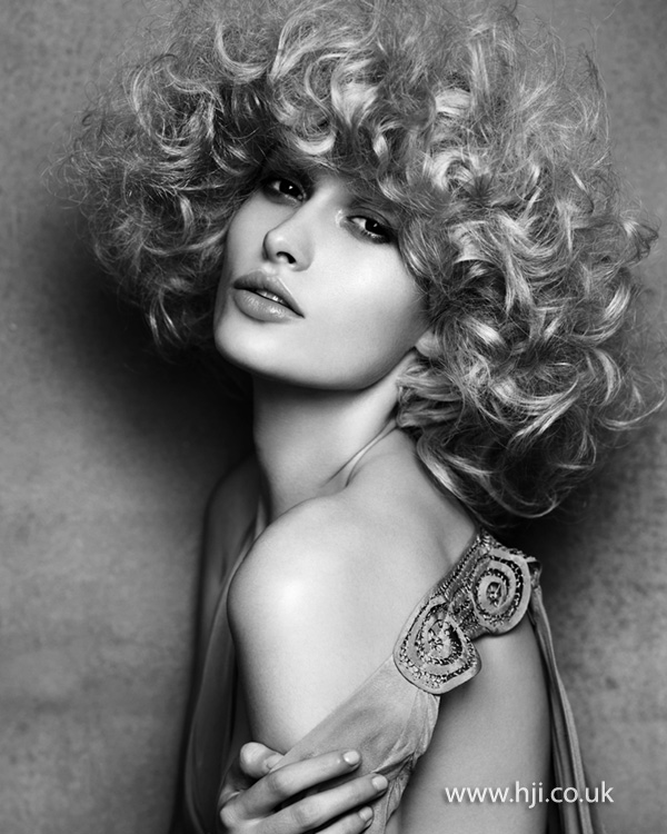 Shaun Hall Eastern Hairdresser of the Year 2012 Collection pic 3
