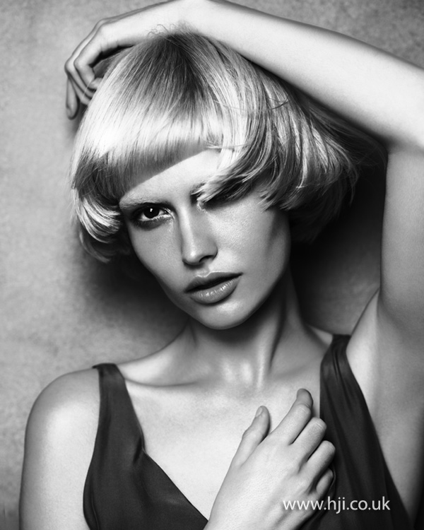 Shaun Hall Eastern Hairdresser of the Year 2012 Collection pic 7