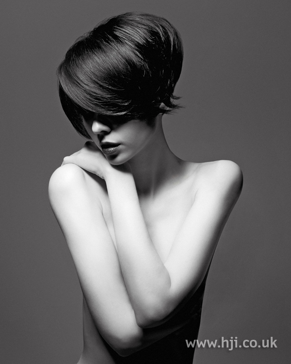 Sykler McDonald London Hairdresser of the Year 2010 Collection pic 1