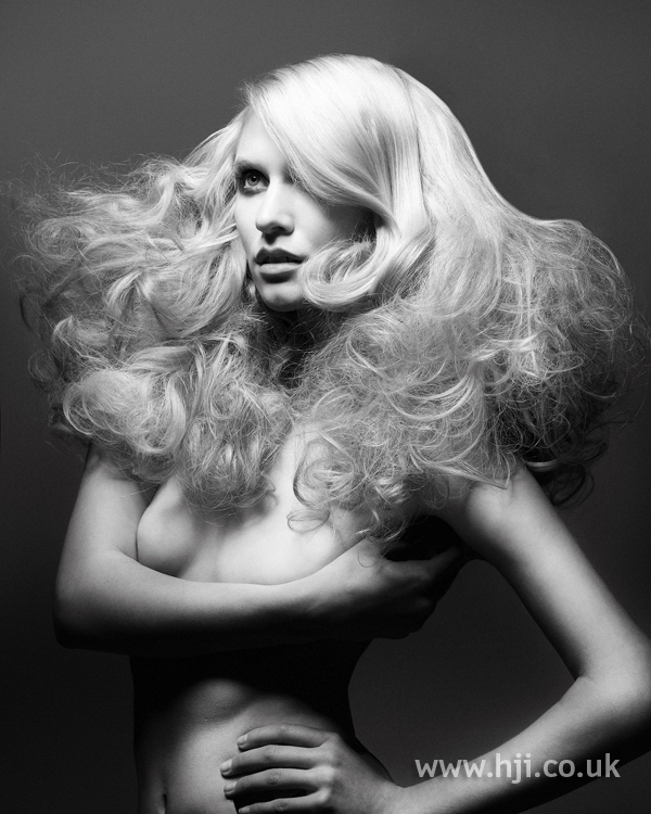 Sykler McDonald London Hairdresser of the Year 2010 Collection pic 3