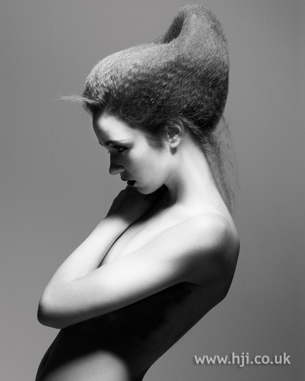 Sykler McDonald London Hairdresser of the Year 2010 Collection pic 6