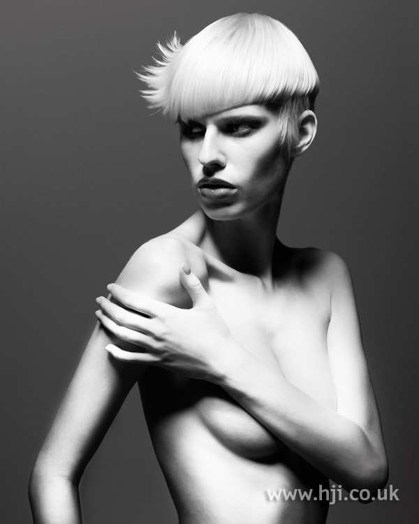 Sykler McDonald London Hairdresser of the Year 2010 Collection pic 7