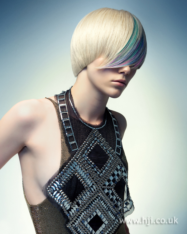 Seung Ki Baek Southern Hairdresser of the Year 2010 Colleciton Pic 4