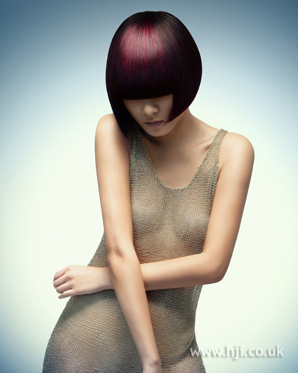 Seung Ki Baek Southern Hairdresser of the Year 2010 Colleciton Pic 6