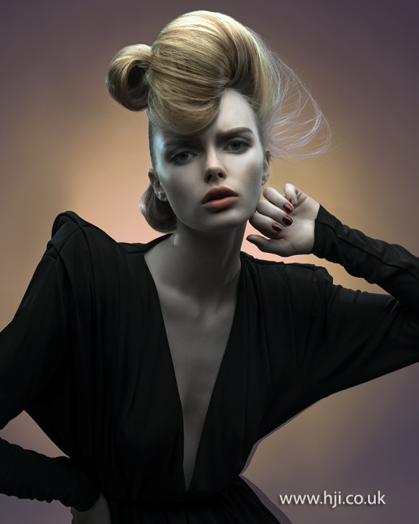 Tina Fahey London Hairdresser of the Year 2012 Collection pic 1