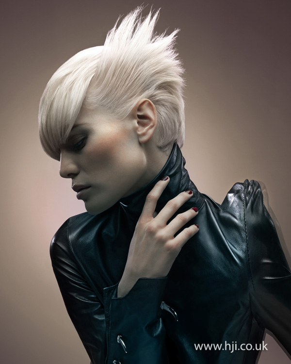 Tina Fahey London Hairdresser of the Year 2012 Collection pic 2