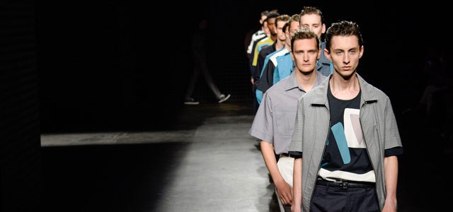London Collections Men Spring/Summer 2016 - The Trends